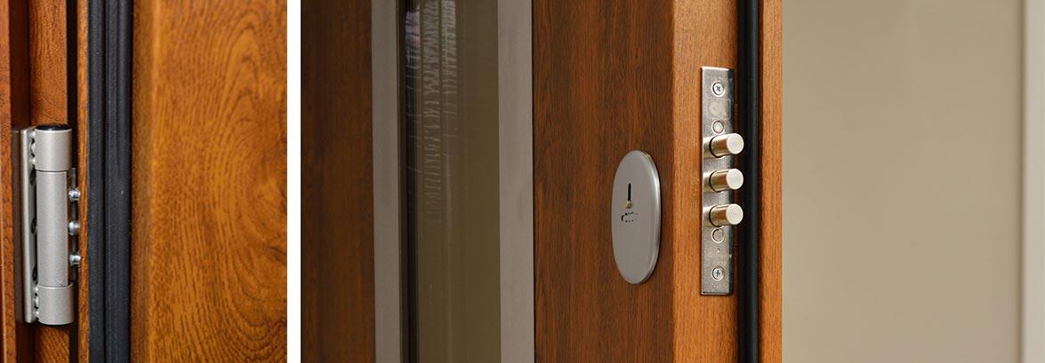 уплотнение входной двери в квартире