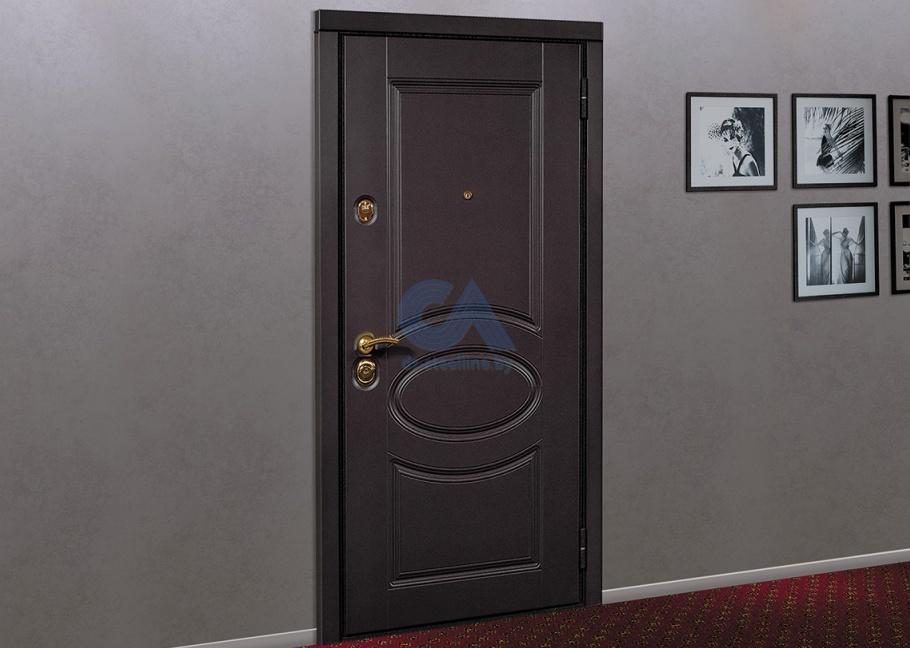 входная дверь в квартиру внутри и снаружи варианты