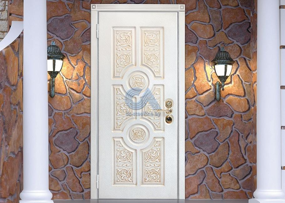 Дизайн дверей в квартире фото