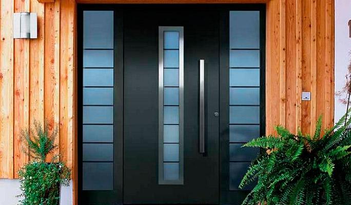 входные двери для дом